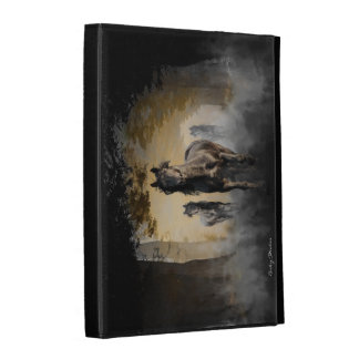 Friesian Three iPad Folio Cases