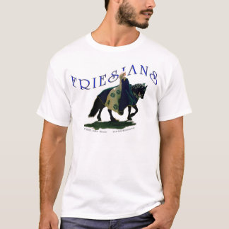 Friesian Three T-Shirt