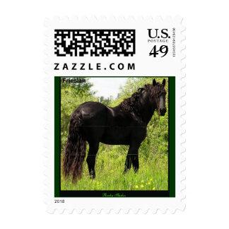 Friesian USPS Stamp