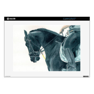 """Friesian X Decal For 15"""" Laptop"""