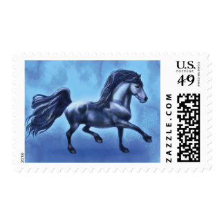 Friesians stamp