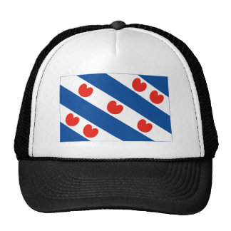 Friesland Flag Trucker Hats