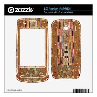 Frieze by Gustav Klimt LG Vortex Decal