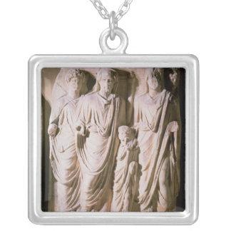 Frieze detail showing Emperors Hadrian Pendant