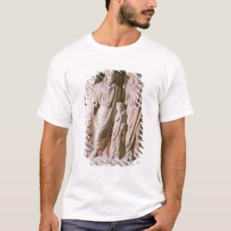 Frieze detail showing Emperors Hadrian T-Shirt