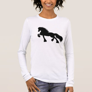 Frieze horse long sleeve T-Shirt