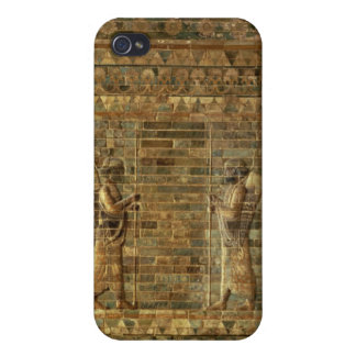 Frieze of archers of the Persian king's guard, fro Covers For iPhone 4