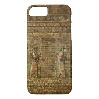 Frieze of archers of the Persian king's guard, fro iPhone 7 Case