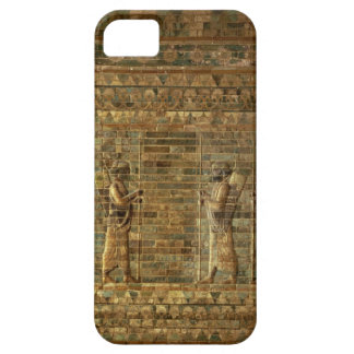 Frieze of archers of the Persian king's guard, fro iPhone SE/5/5s Case