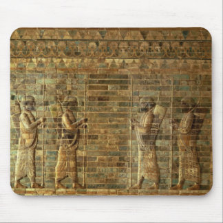 Frieze of archers of the Persian king's guard, fro Mouse Pad