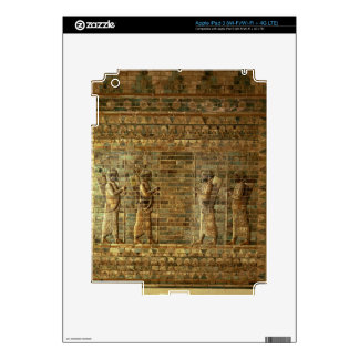 Frieze of archers of the Persian king's guard, fro Skins For iPad 3