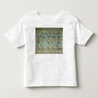 Frieze of archers toddler t-shirt