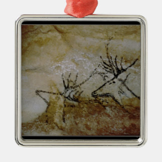 Frieze of deer, c.17000 BC Metal Ornament