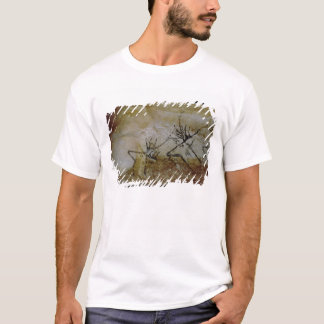 Frieze of deer, c.17000 BC T-Shirt