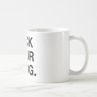 Frig Your Blog Coffee Mug