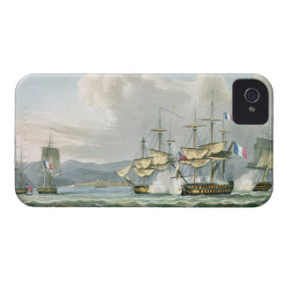 Frigate action in Vizagapatam Roads, off India, 18 Case-Mate iPhone 4 Cases