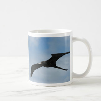 Frigate Bird (Fragata), Galapagos Islands 3 Coffee Mug