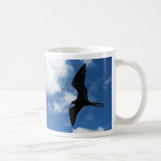 Frigate Bird (Fragata), Galapagos Islands 4 Coffee Mug