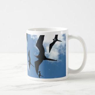 Frigate Birds (Fragata), Galapagos Islands 6 Coffee Mug