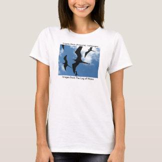 Frigate Birds (Fragata), Galapagos Islands 6 T-Shirt