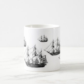 Frigate fleet mug
