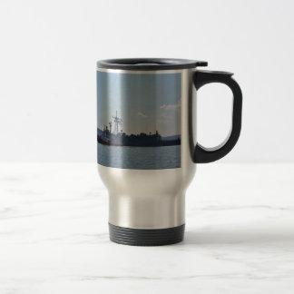 Frigate John L. Hall Travel Mug