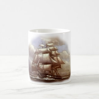 "Frigate ""Old Ironsides"" USS Constitution Coffee Mug"