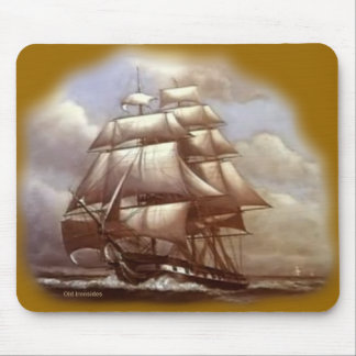 """Frigate """"Old Ironsides"""" USS Constitution Mouse Pad"""