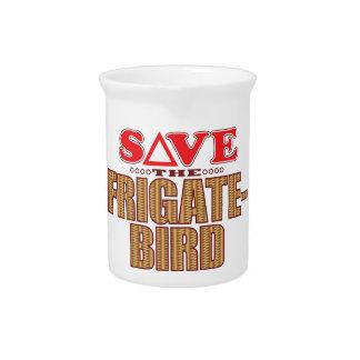 Frigatebird Save Pitcher