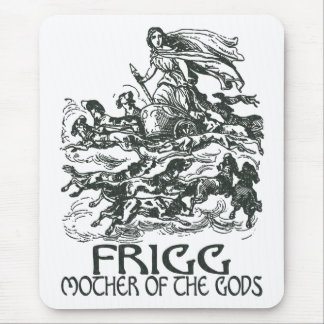 Frigg Mouse Pad