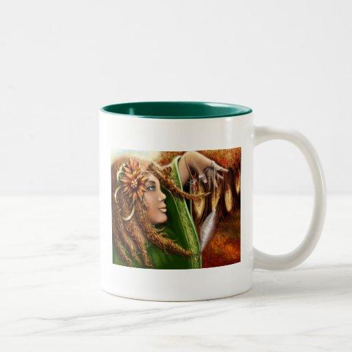 Frigg mug 2 mint by Nellis Eketorp