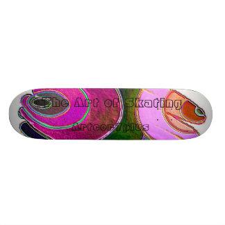 Frigga The Art of Skating Skateboard