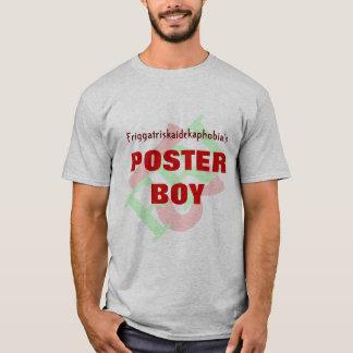 Friggatriskaidekaphobia's Poster Boy T-Shirt