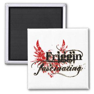 Friggin' Fascinating Fridge Magnets