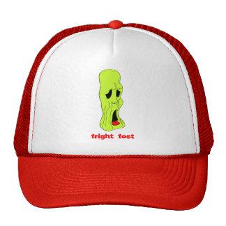 Fright Fest Cartoon Ghoul Trucker Hats