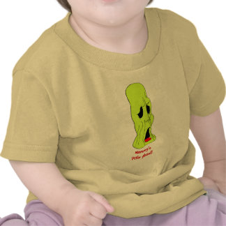 Fright Fest Cartoon Ghoul infant t-shirt