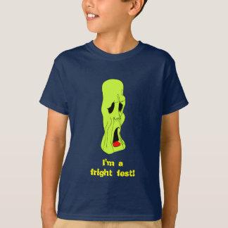 Fright Fest Cartoon Ghoul kids t-shirt
