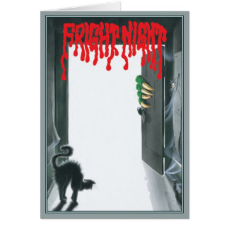Fright Night © Card
