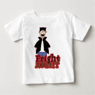 Fright Night Dracula Halloween Baby T-Shirt