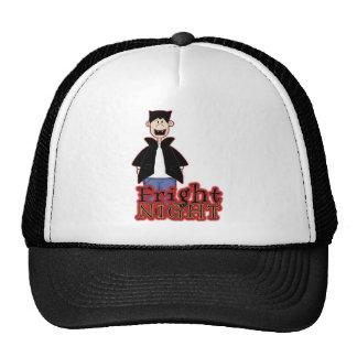 Fright Night Dracula Halloween Trucker Hat