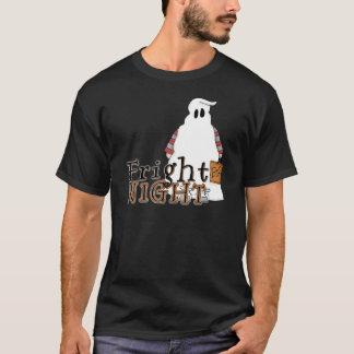 Fright Night Ghost Halloween T-Shirt