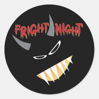 Fright Night Sticker