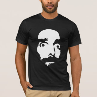 frightened face T-Shirt