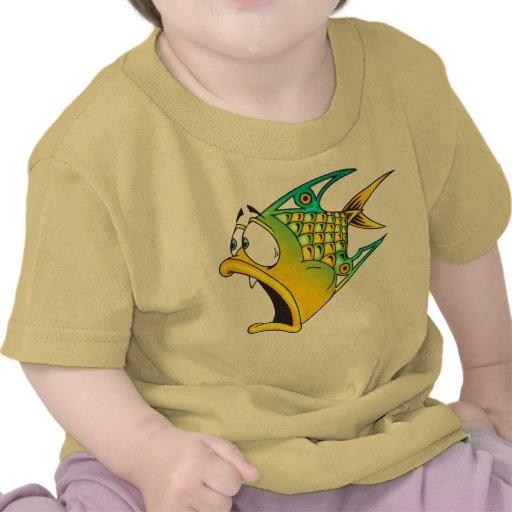 Frightened Fish Shirt