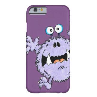 Frightened Fred phone hard case