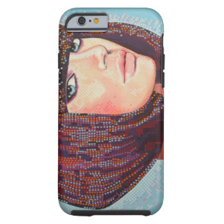 Frightened frightened! tough iPhone 6 case