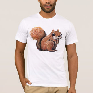 Frightened Squirrel T-Shirt