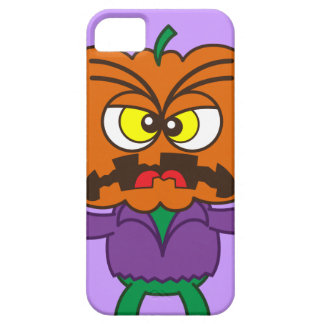 Frightening Halloween Scarecrow Emoticon iPhone 5 Covers