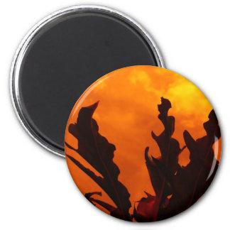 Frightful Nite 2 Inch Round Magnet