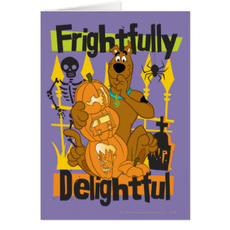 Frightfully Delightful Card